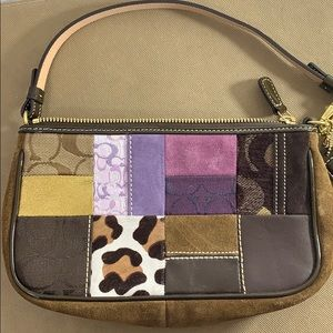 New With Tag Coach Hol Patch Demi 5061
